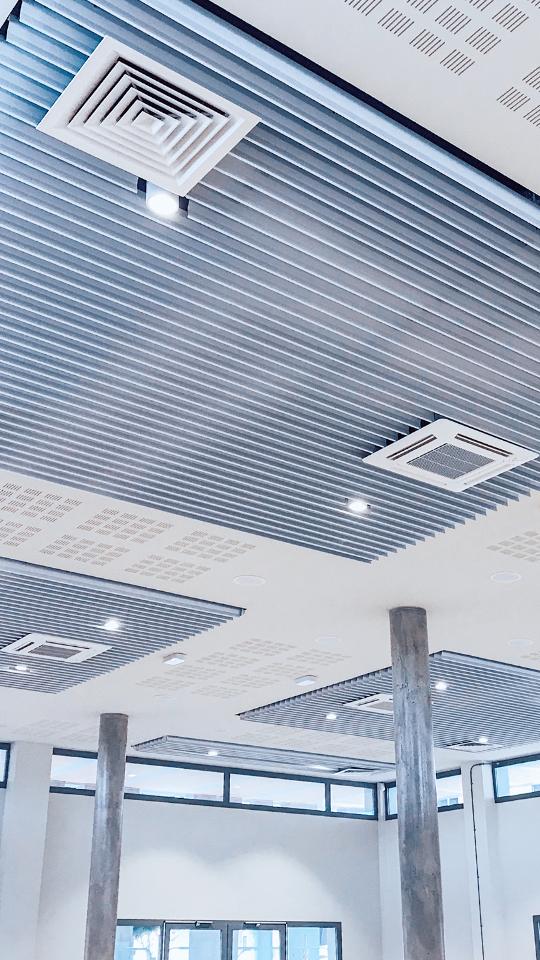 réalisation da costa faux plafonds et doublage